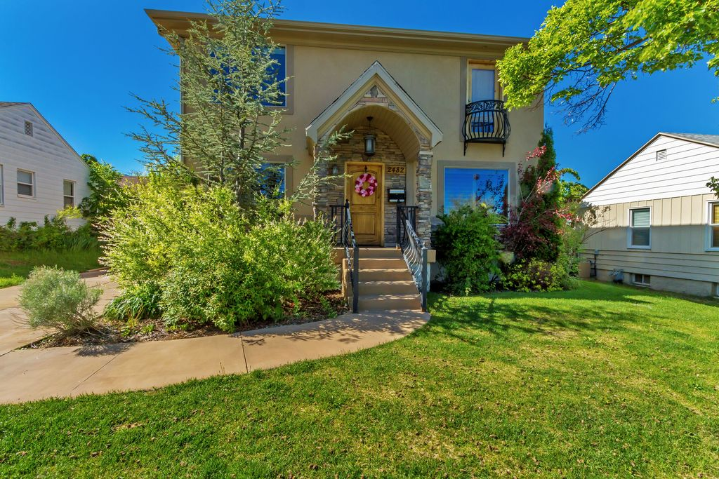 5BR Home for Rent on 2482 E Redondo Ave, Salt Lake City