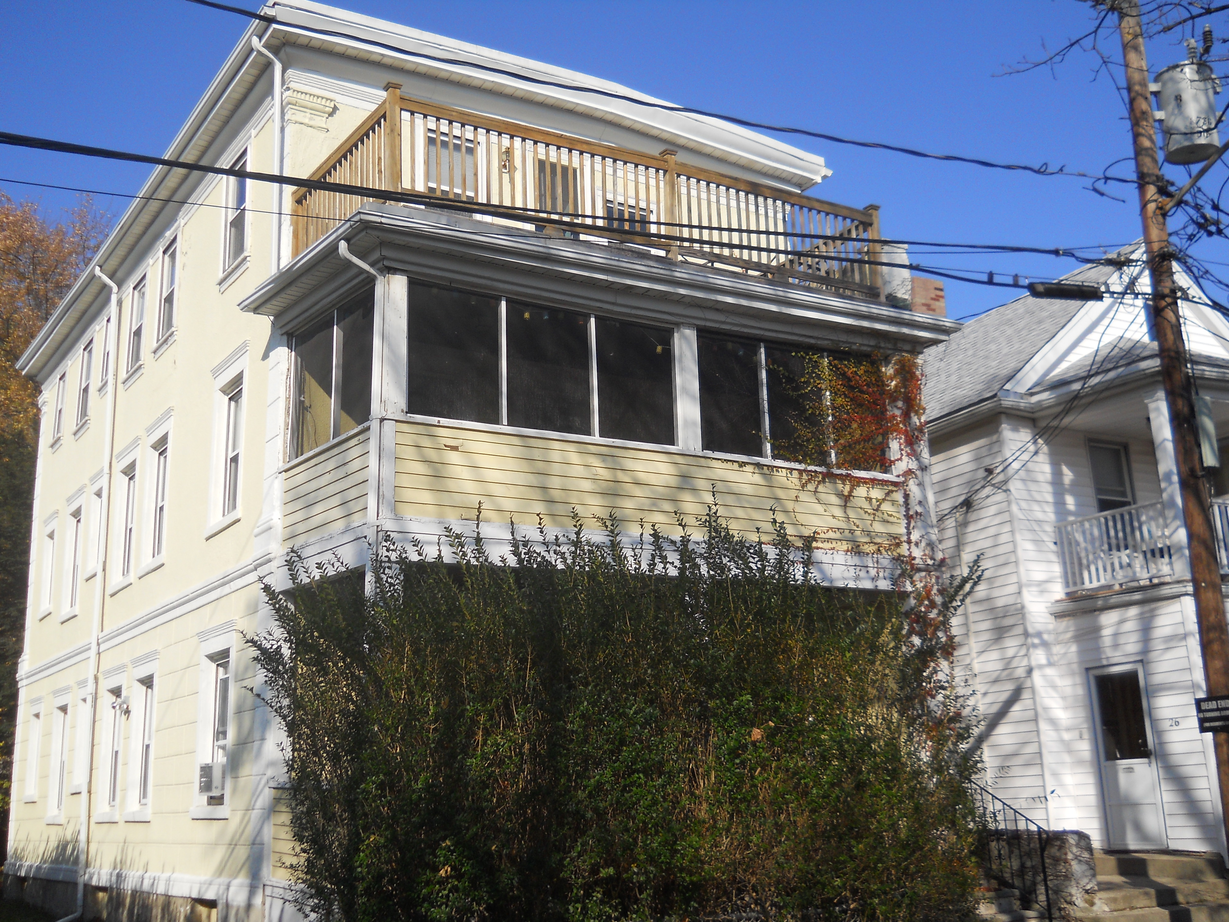 Condo for Rent in Roslindale