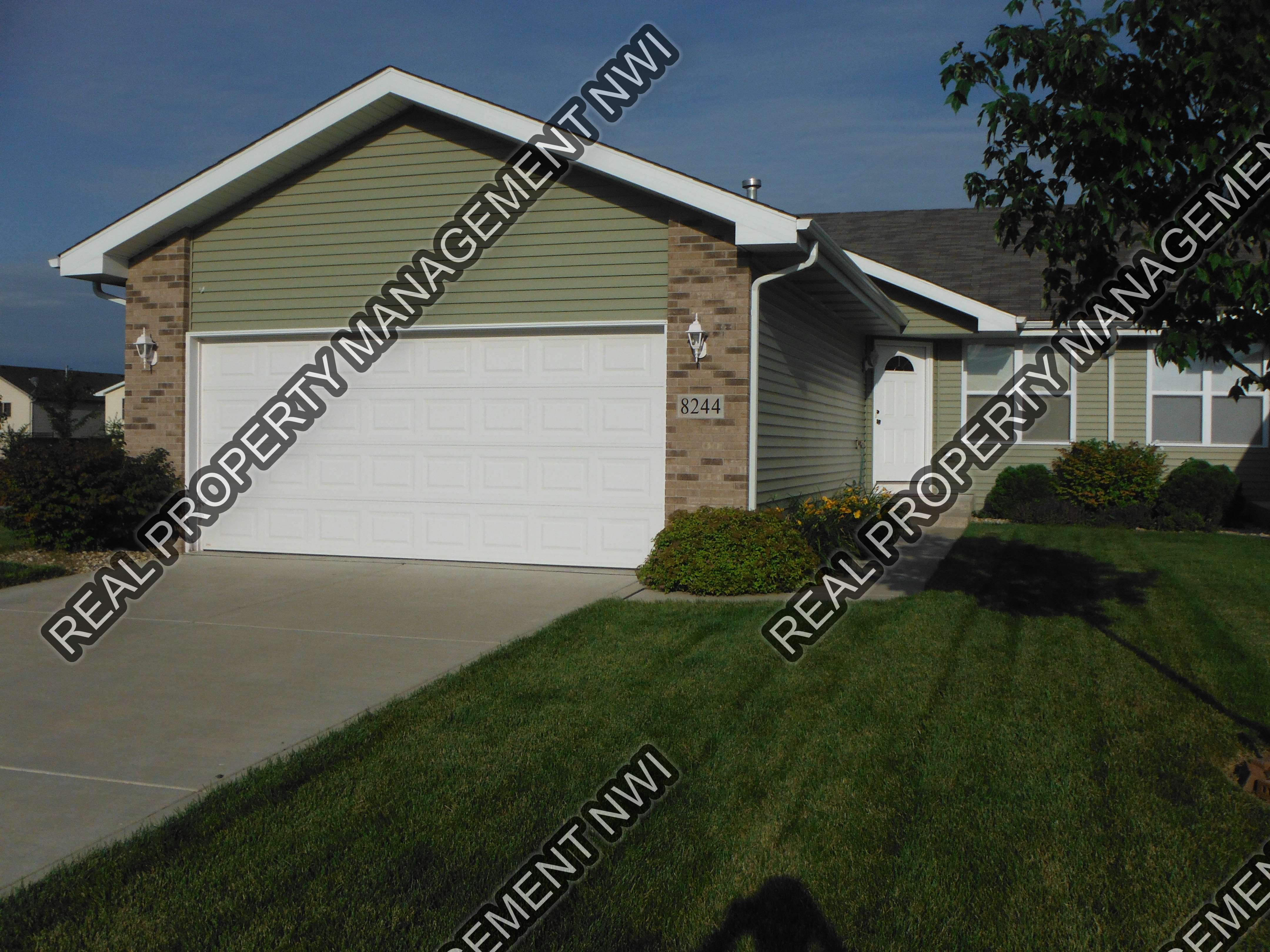 Townhouse for Rent in Merrillville
