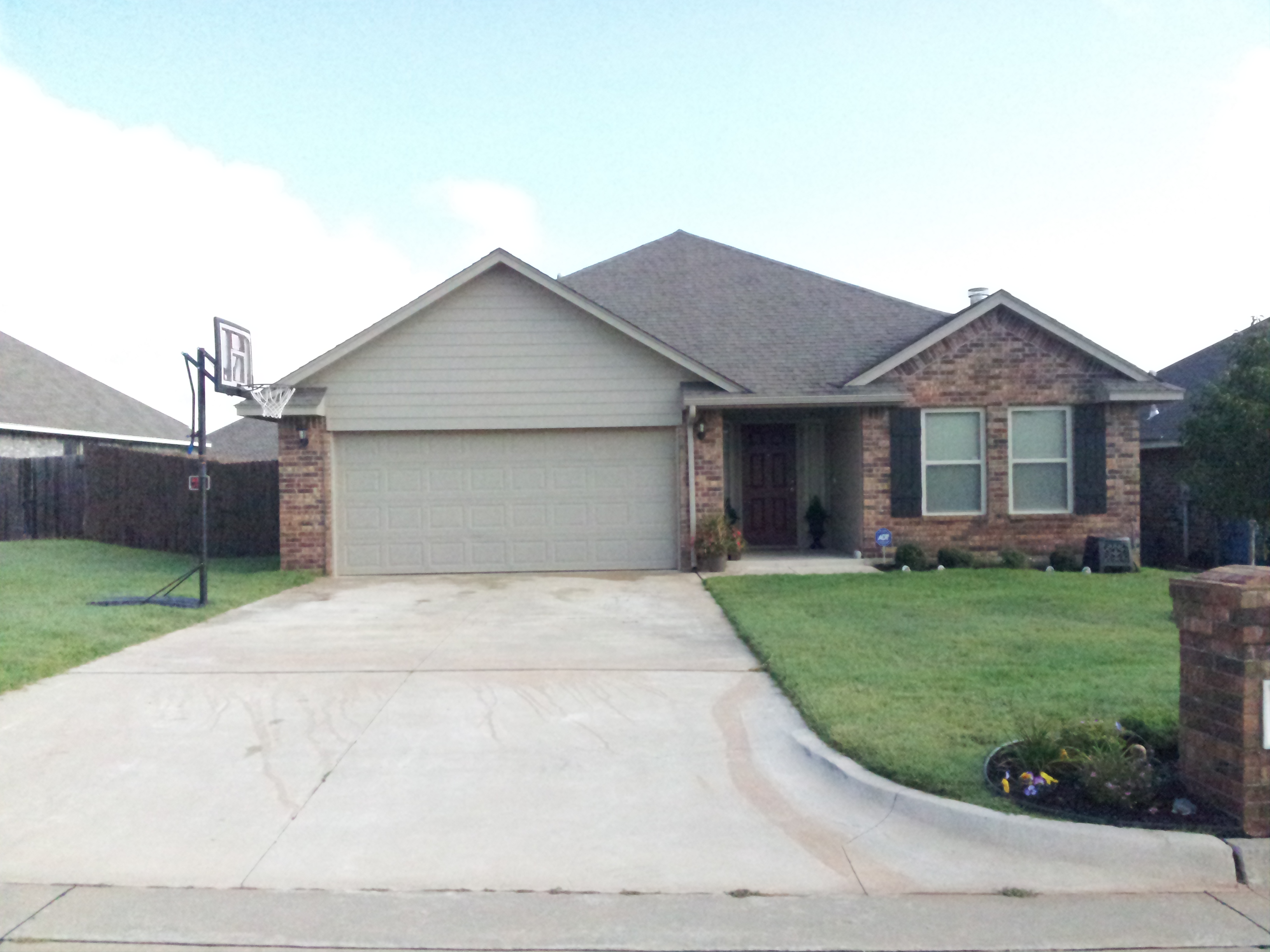 House for Rent in Choctaw