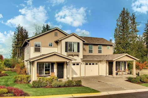 Townhouse for Rent in Redmond