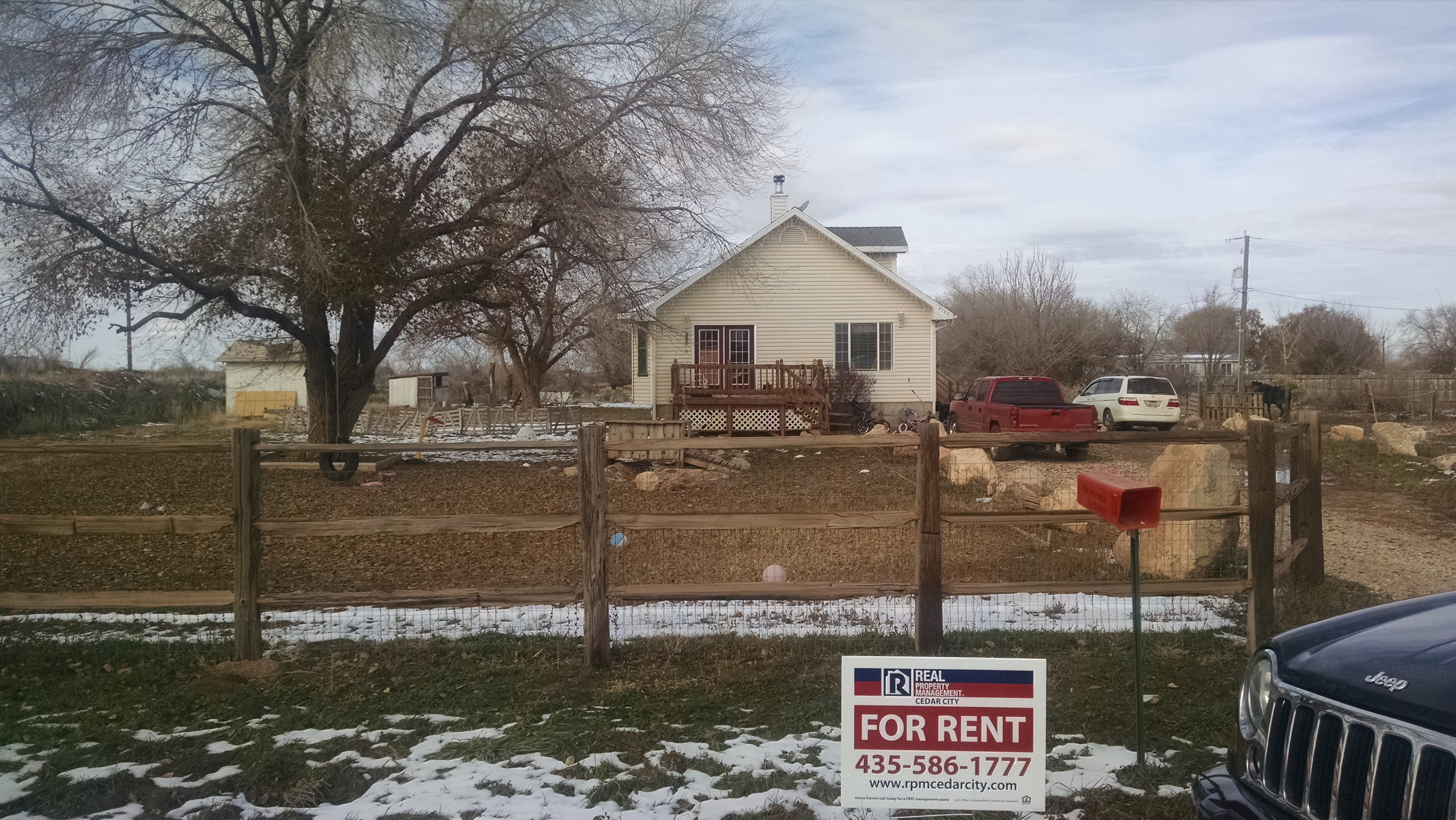 House for Rent in Cedar City