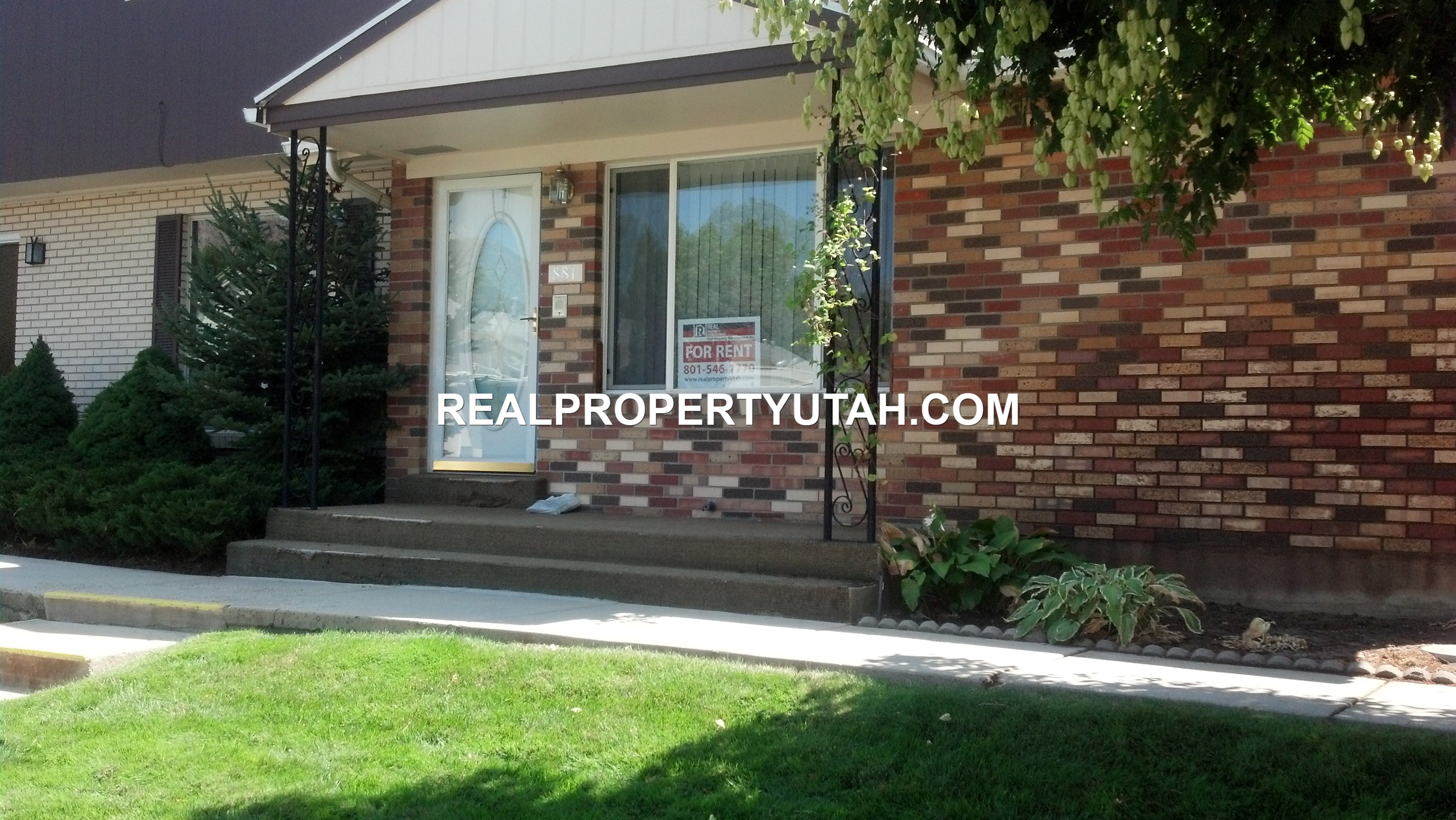 Townhouse for Rent in Ogden