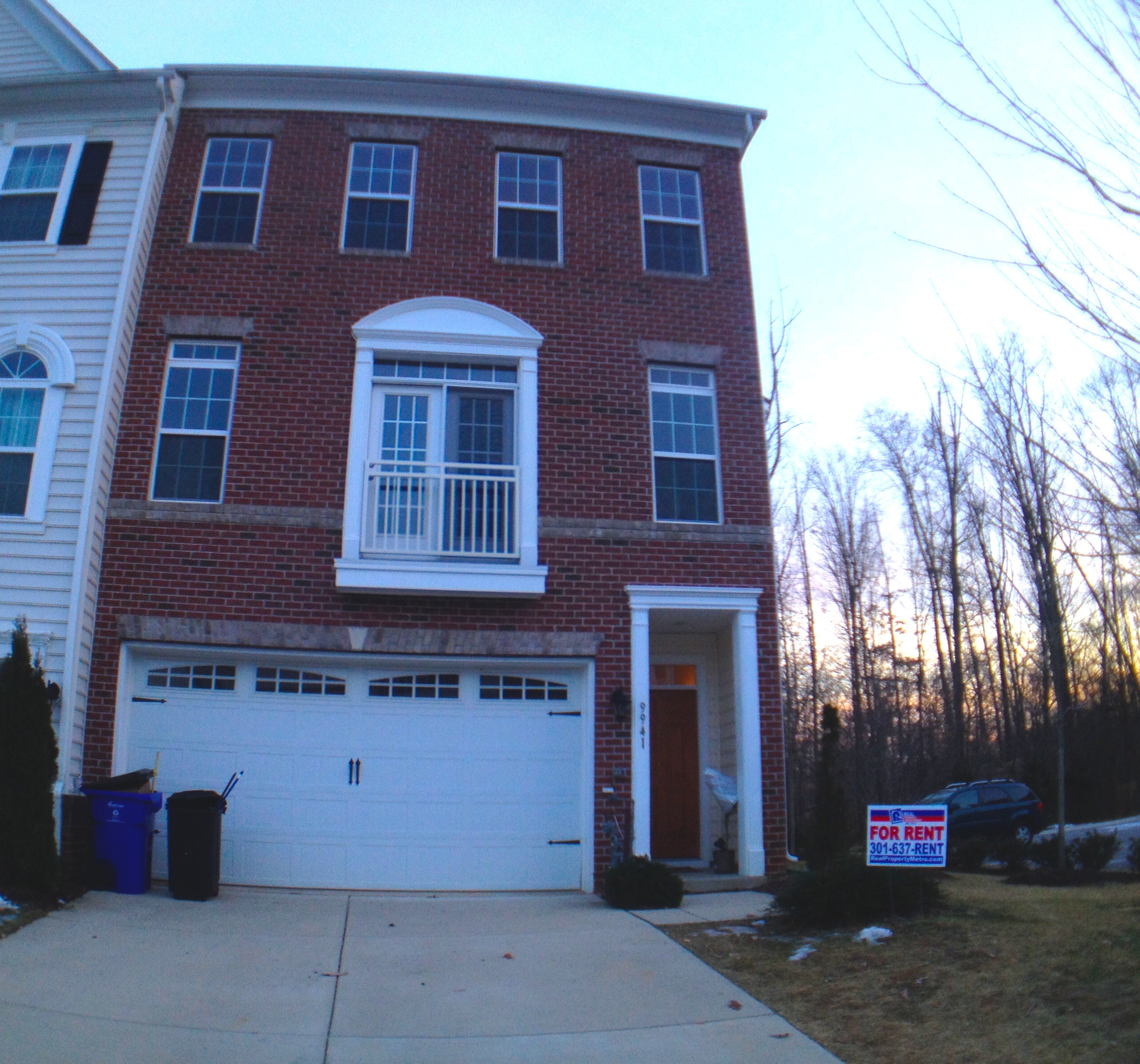 Townhouse for Rent in Laurel