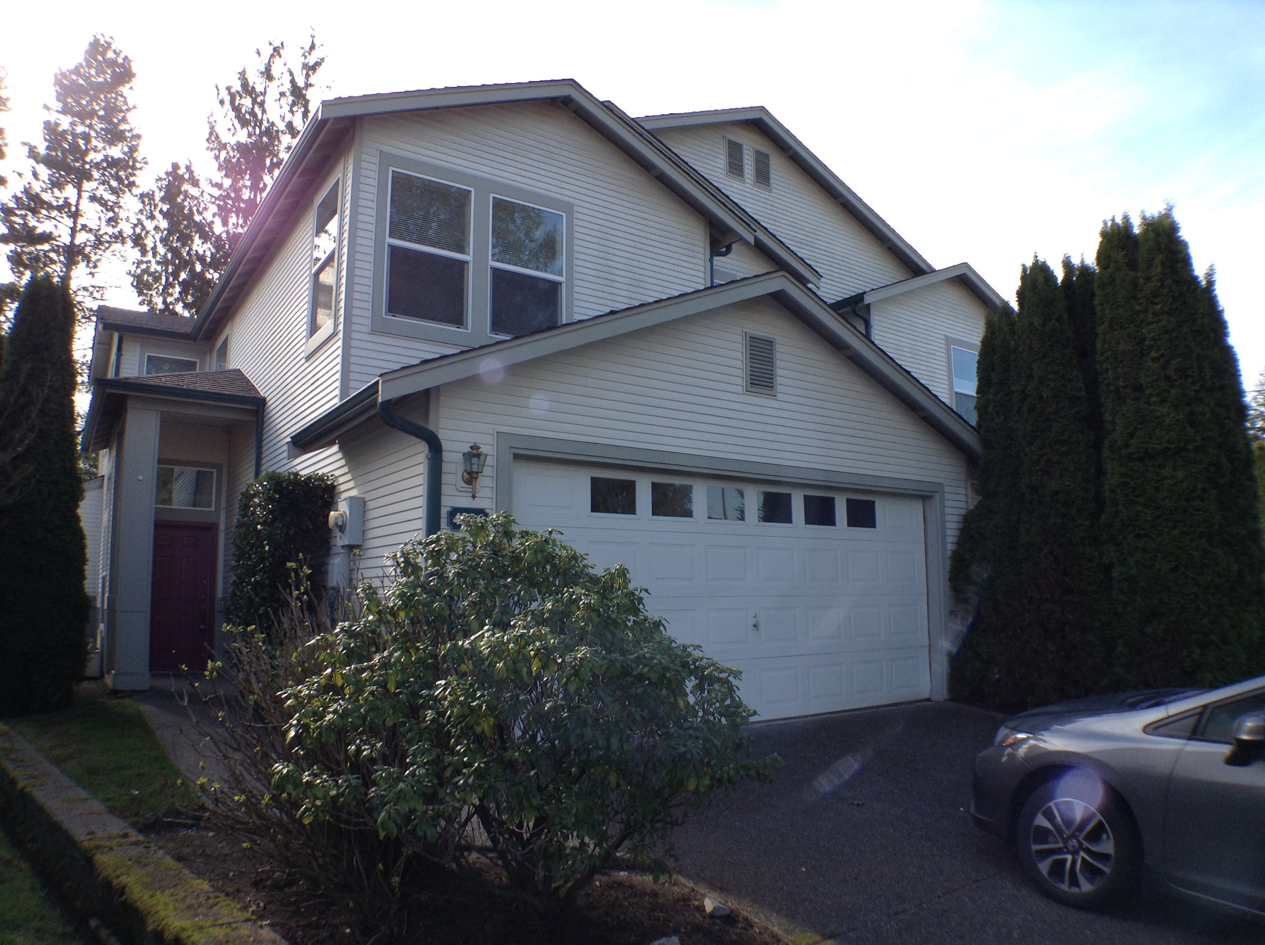 Townhouse for Rent in Mountlake Terrace