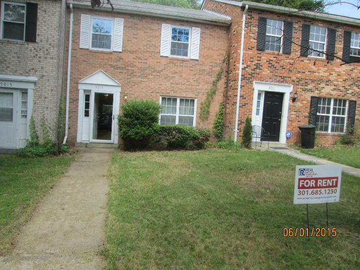 Townhouse for Rent in Upper Marlboro
